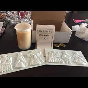 Beeswax ornament kit